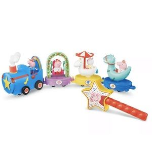 Peppa's magical parade new in box!!!